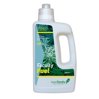 GreenFaculty, Fertilizante para Cultivo de Exterior, Abono Especial Plantas Madre, Suplemento Selenio...