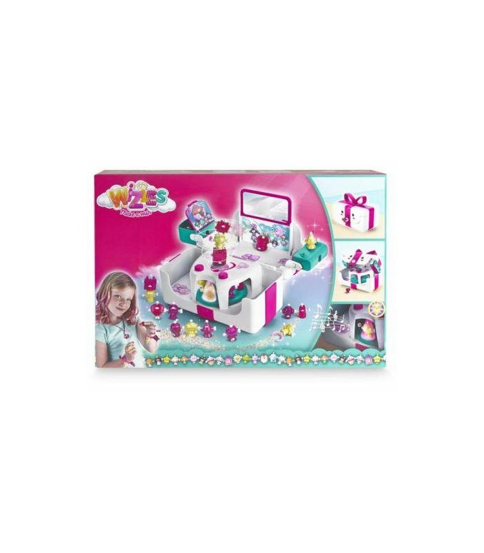 Wizies Musical Jewelry Box With 12 Figures Exclusive Toy Store