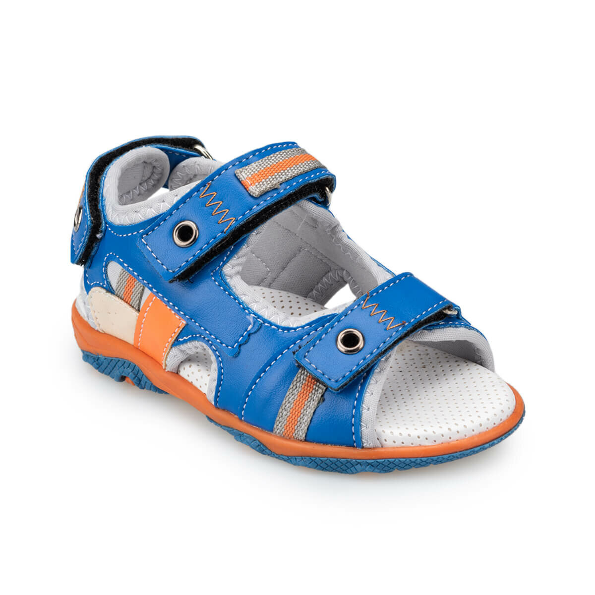 FLO 91. 510046.I Navy Blue Male Child Sports Shoes Polaris