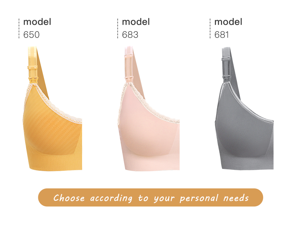 When should I buy a bigger bra during pregnancy?