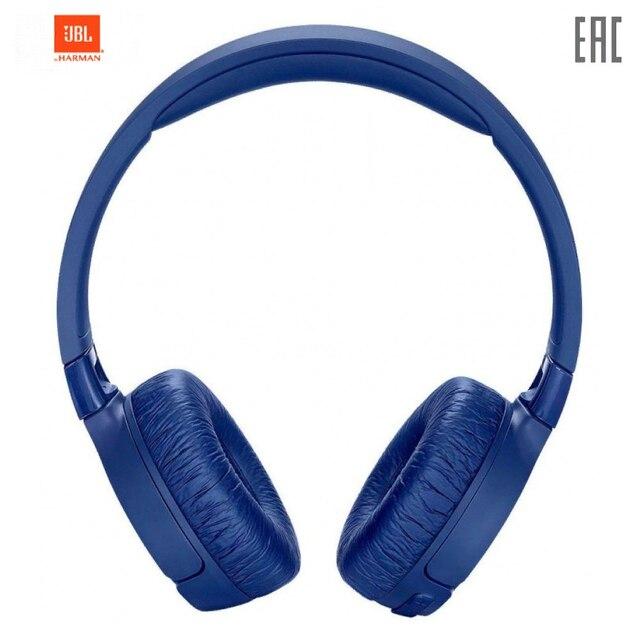 Earphones & Headphones JBL JBLT600BTNCBLU Portable Audio headset Earphone Headphone Video with microphone T600BT