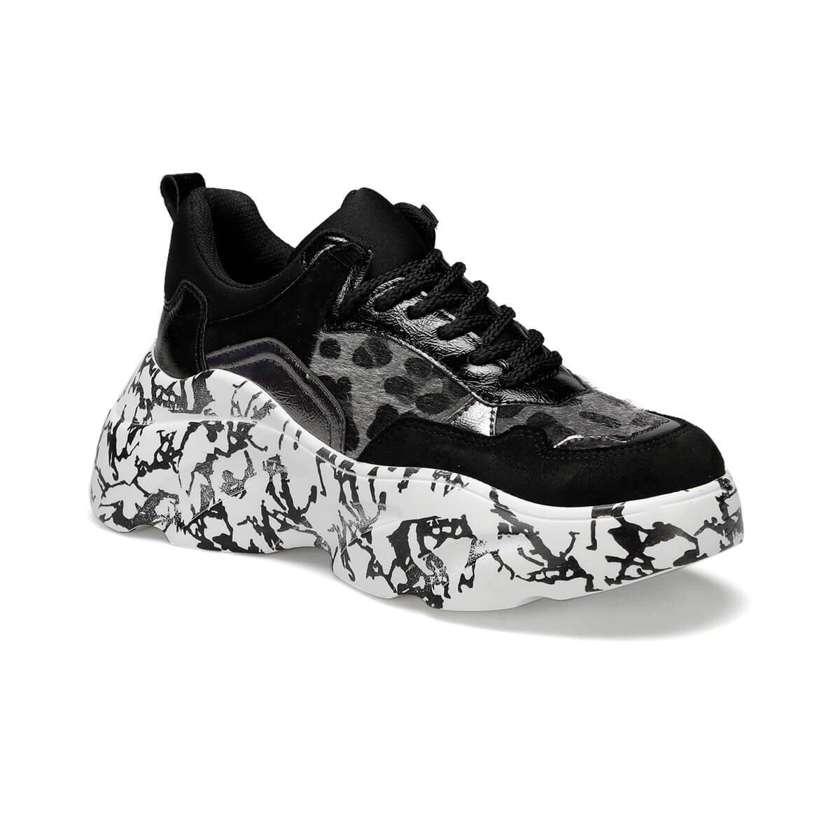 FLO MALIBU Black Women 'S Sneaker Shoes BUTIGO