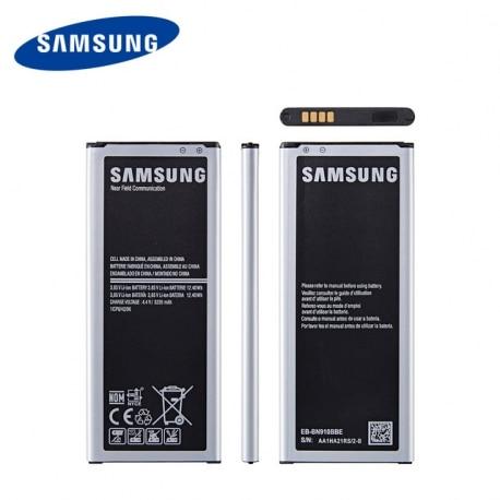 Bateria Original Para SAMSUNG GALAXY Note 4 IV EB-BN910BBK - Reacondicionada