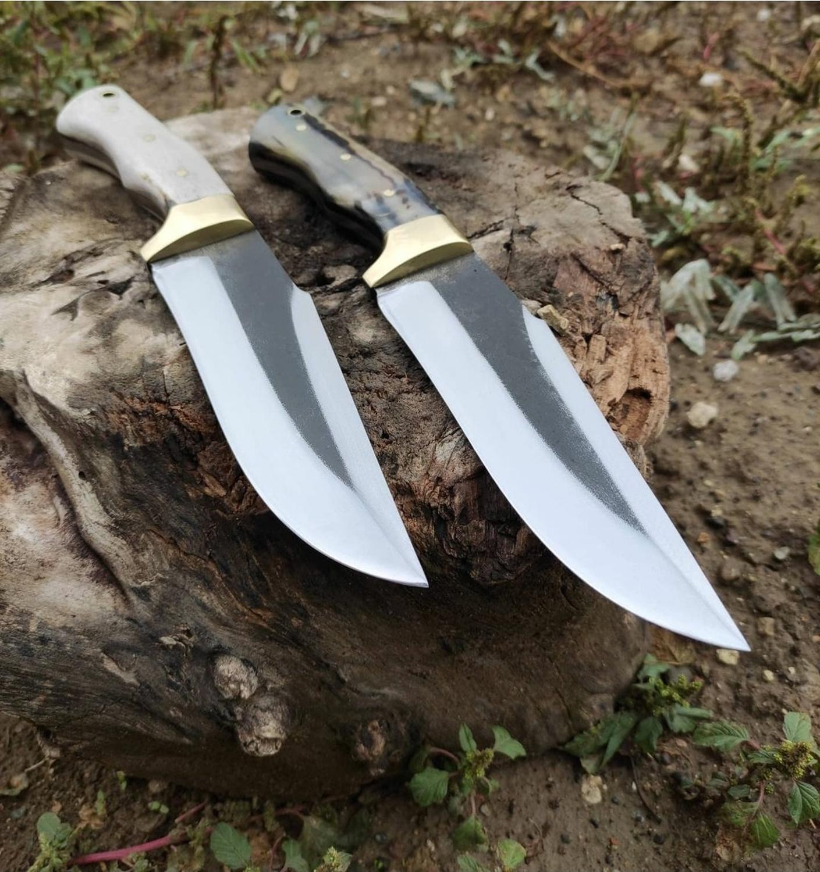 Sabit dövme el yapımı kamp kamp bıçağı bushcraft survival avcı bıçakseverler erkek yetişkin keskin dayanıklı yüksek kalite