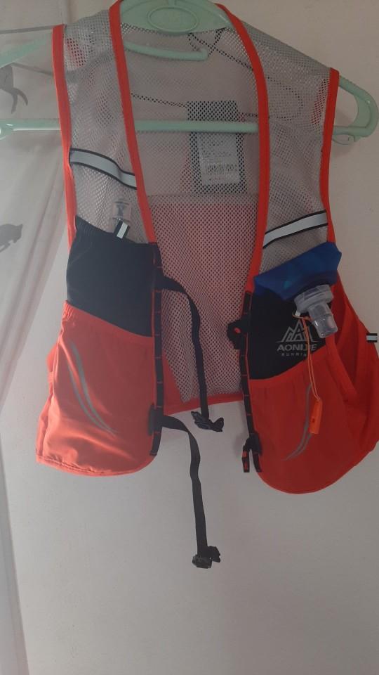 Bols. corrida pacote hidratação running