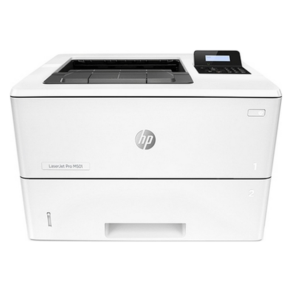 Monochrome Laser Printer HP J8H61A#B19 45 Ppm LAN White