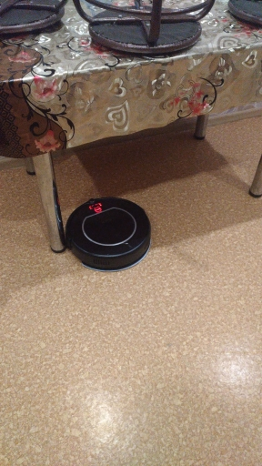 Robot vacuum cleaner ILIFE V55 Pro wet and dry-in Vacuum Cleaners from Home Appliances on AliExpress