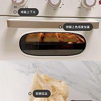日式云朵面包卷☁️零失败!面包小白轻松搞定的做法图解4