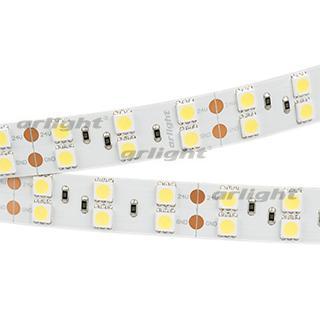 028654 Tape RT 2-5000 24 V Warm3000 2x2 (5060, 600 LED, Lux) Arlight Coil 5 M