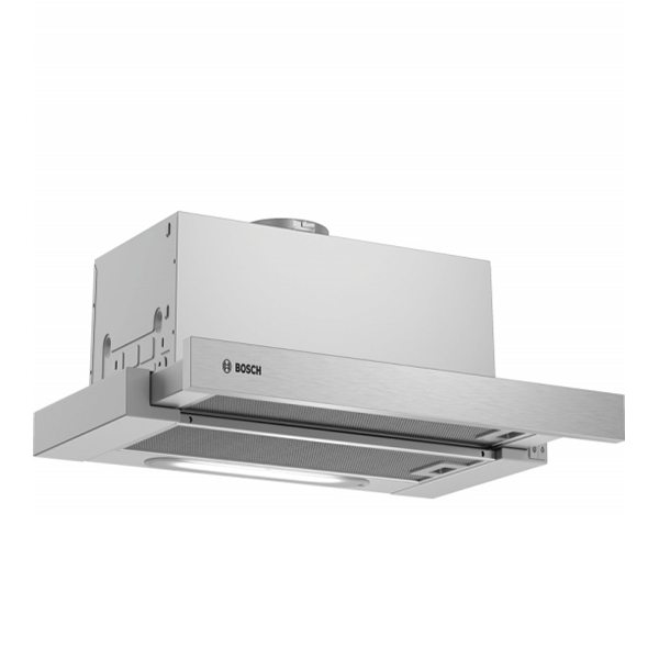 Conventional Hood BOSCH DFT63AC50 60 Cm 360 M³/h 68 DB 146W Stainless Steel