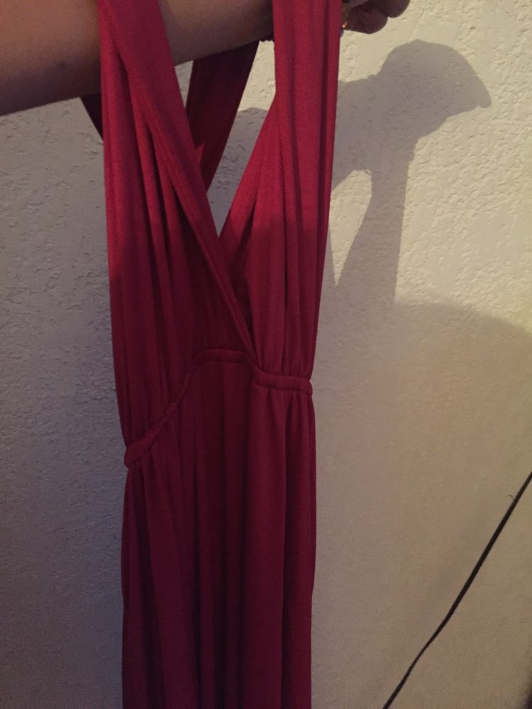 Sexy Dress Multiway Wrap Convertible Boho Maxi Club Red Dress Bandage Long Dress Party Bridesmaids Infinity Robe Longue Femme photo review