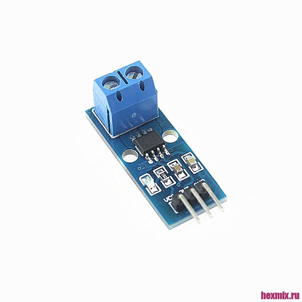 Current Sensor Acs712 20A