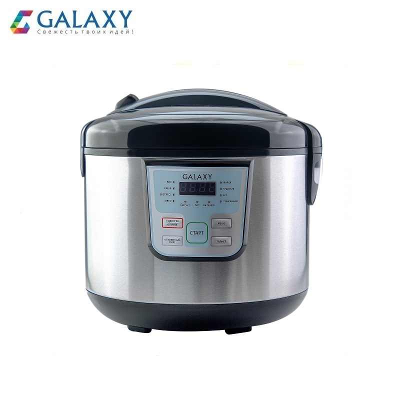 Multicookings GALAXY GL2642  heated rice multivarka container alloy cast iron heating soup Pressure Cooker hob|Multicookers|   - AliExpress