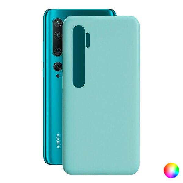 Funda para Móvil Xiaomi Mi Note 10 Contact Silk TPU