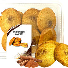 Lazarus Perrunillas, 350g, Pack of 4, pasta made with cinnamon and anise flavor.