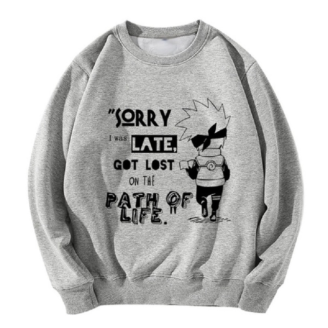 NARUTO THEMED SWEATSHIRT