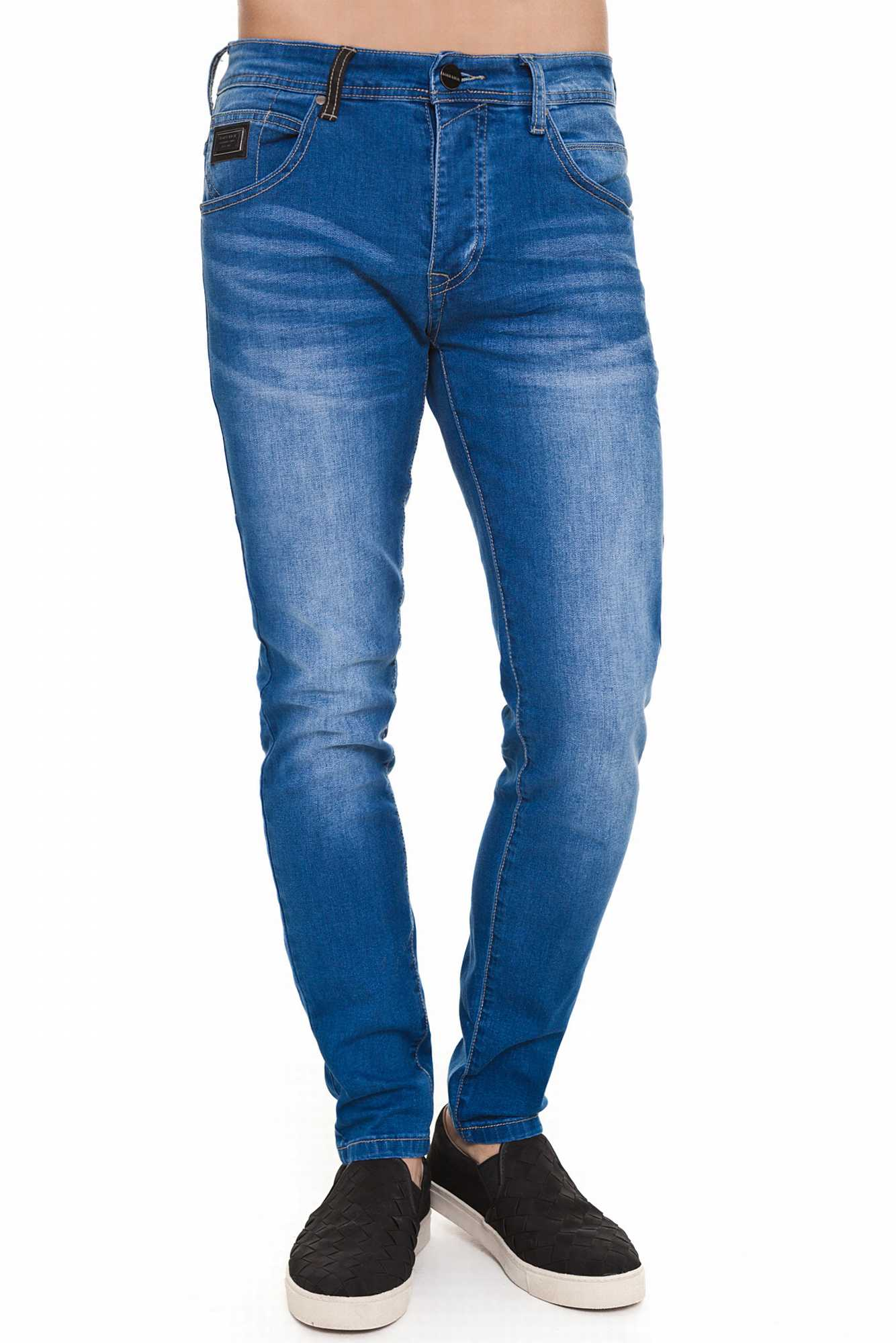 Born Rich OSMIUM Jeans For Men Dark Blue BR2B109914DW3BRC2-2
