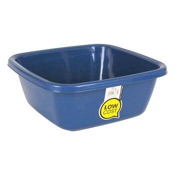 Di Lavaggio-up Ciotola Quadrato Blu