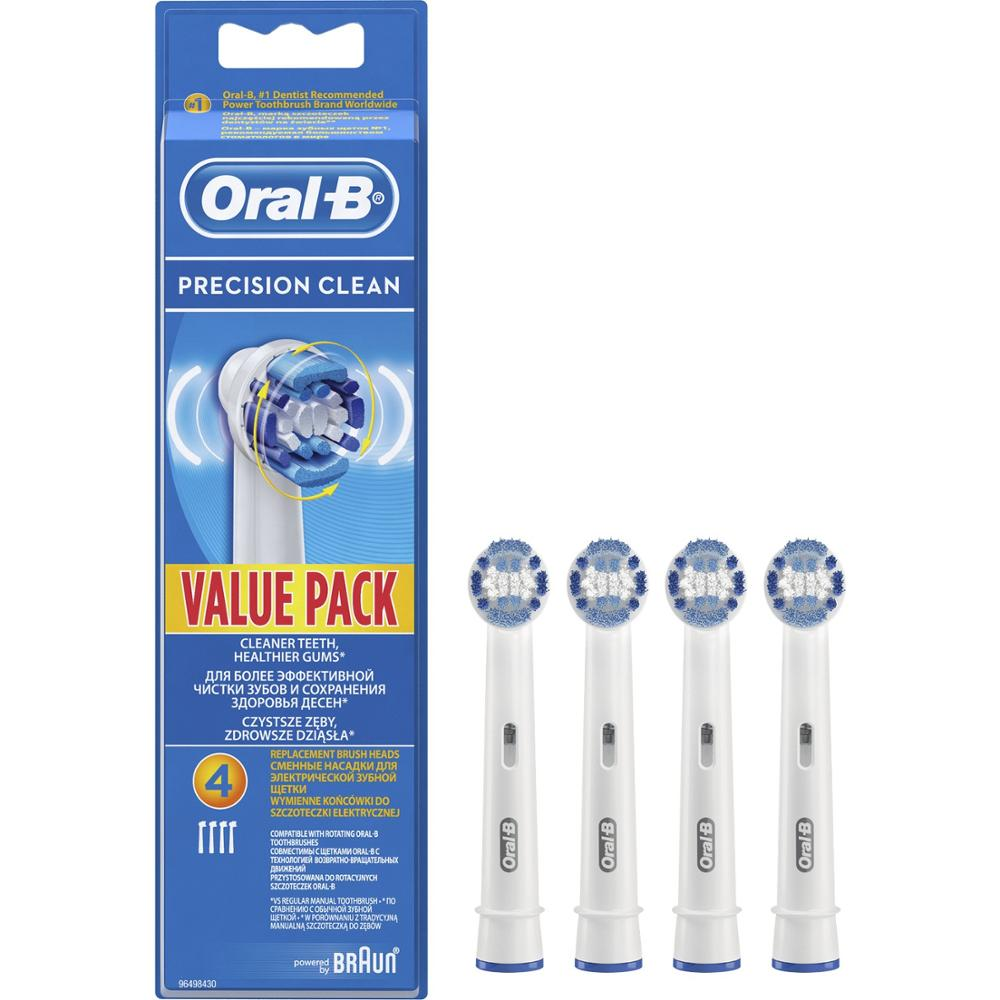 Oral-B Precision Clean 4 Toothbrush Replacement Head image