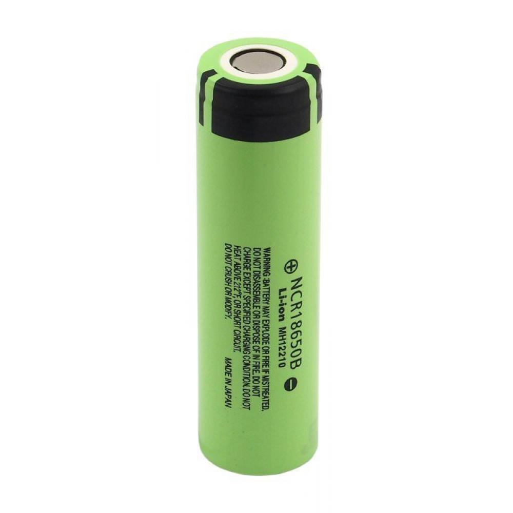 Battery PANASONIC NCR18650B PA1834 Type: 18650 Qty In Pack. PC.)