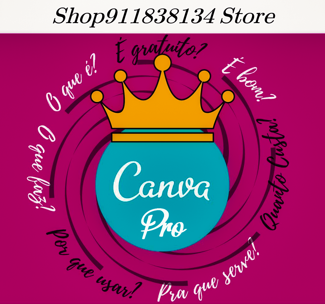 .Canva. .Pro. A.c.c.o.u.n.t With 100% guarantee.   .Fast. .Delivery. T Shirt