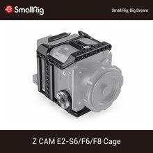 SmallRig Khung Máy Ảnh Dùng Cho Z CAM E2 S6/F6/F8 DSLR Lồng Với NATO Đường Sắt/Tích Hợp ARRI Dây/HDMI & USB C Kẹp Dây Cáp Lồng Bộ 2423