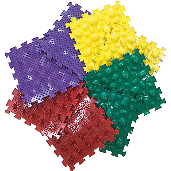 "Massage Mat (orthopedic) Modular ""ORTHO PUZZLE"