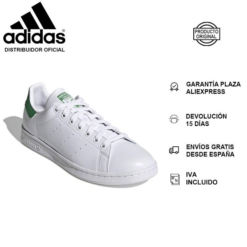 Adidas Stan Smith, Zapatillas Para Correr, Mujer, Cordones, Superior Sintética, Primegree, Forro Sintético – NUEVO ORIGINAL