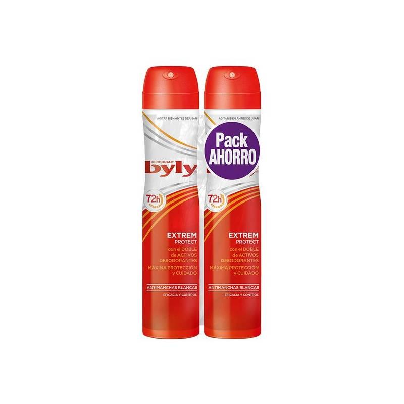 Deodorant Spray Extrem Protect Byly (2 Pcs)
