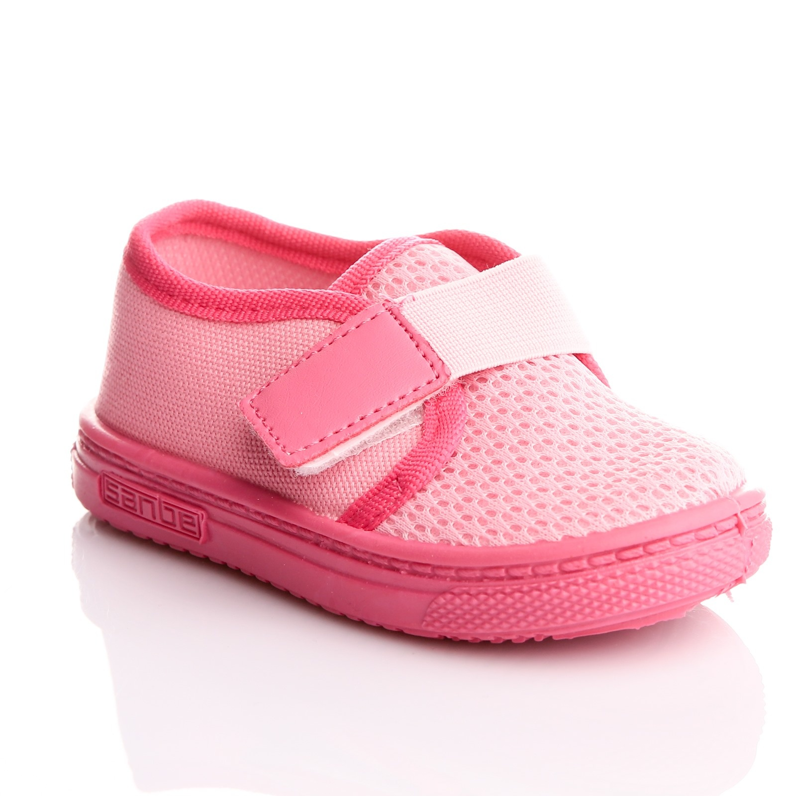 Ebebek Sanbe Summer Baby Linen Shoes
