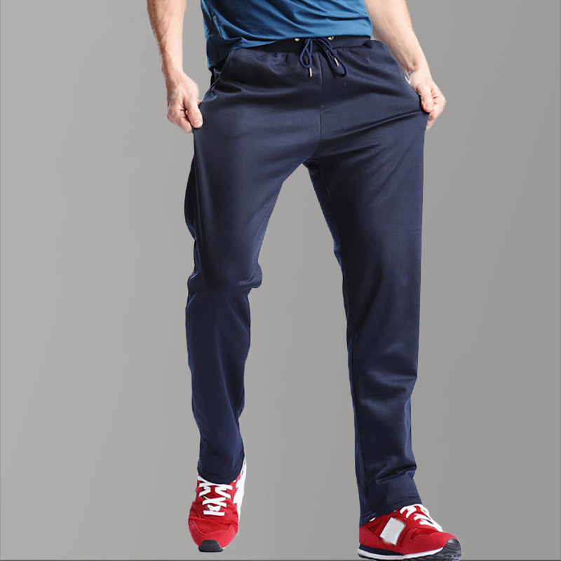 2020 Newest Mens Sweatpants Spring Summer Gyms Fitness Bodybuilding Joggers Workout Trousers Men Casual Cotton Sportwear Pants