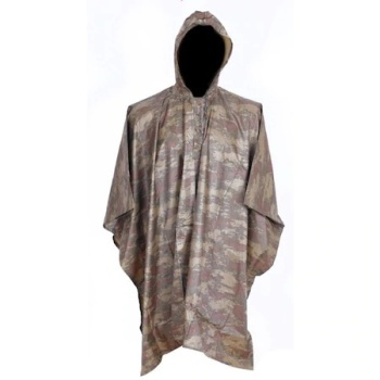 Outdoor Military Waterproof Raincoat Male Women Rain Awning Motorcycle Pancho Picnic Mat