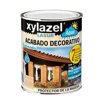 Xylazel - Protector agua lasur satinado 750ml pino