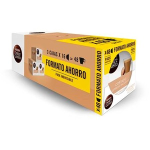 Cut format save DOLCE GUSTO 48 capsules