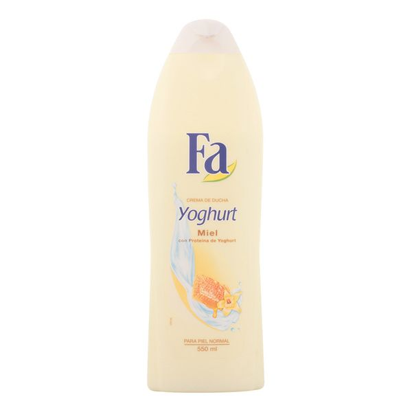 Shower Cream Yoghurt & Honey Fa (550 Ml)