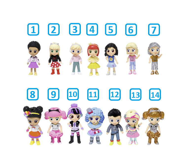 Game Set With Doll Lil Snaps Series 1 In Ass 14 Kinds Zapf Creation 605 196 Dolls Aliexpress