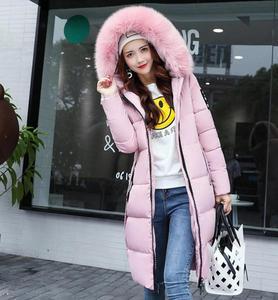 Image 5 - Женское высококачественное пальто Hiver, длинное платье, 2019