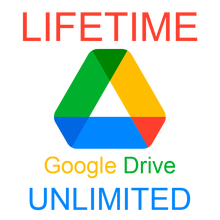 Google Drive Unlimited Storage, turn your personal google drive account into an unlimited storage account for life!