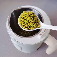 零脂肪❗️好喝不长胖,清清凉凉的绿豆汁的做法图解2