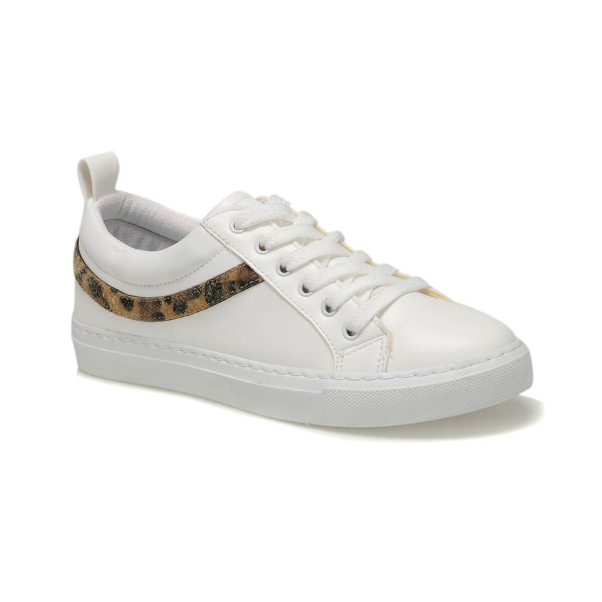 FLO CW19001 White Women 'S Sneaker Shoes Art Bella