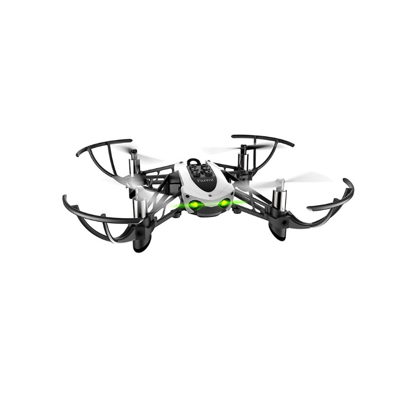Parrot Mambo Fly-Dron Quadricopter (30 Km/h, 8 Minutes Flight, Programmable)