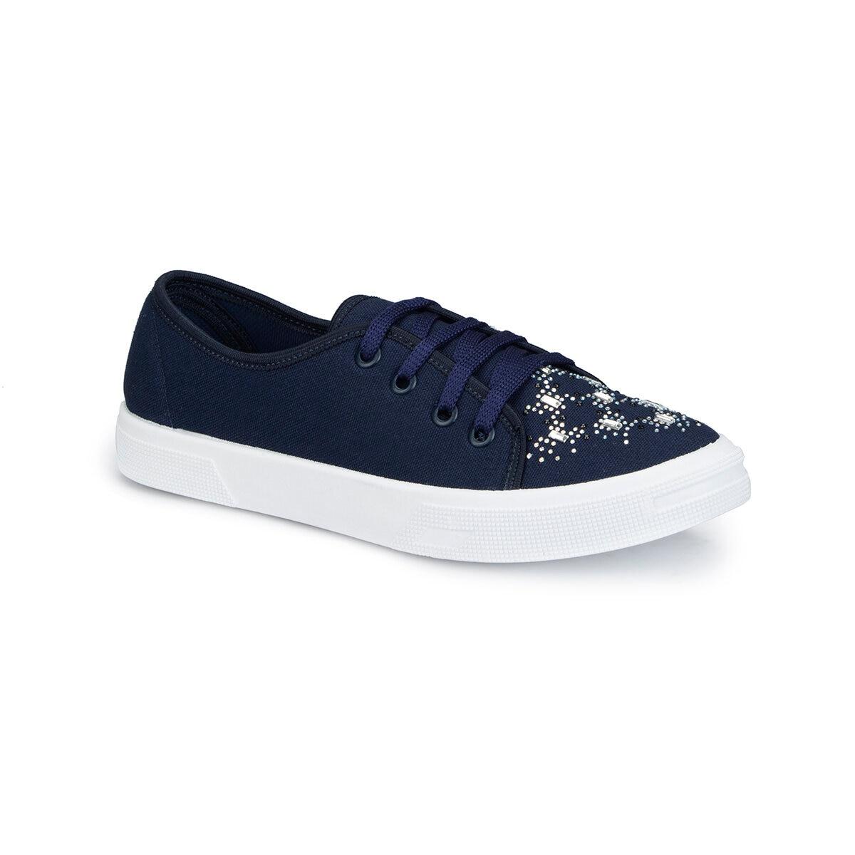 FLO 81.311604.Z Navy Blue Women 'S Sneaker Shoes Polaris
