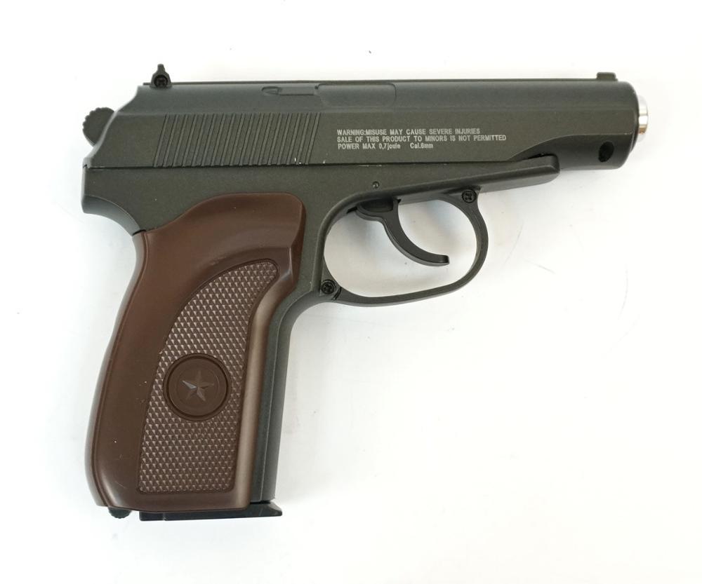 Страйкбольный пистолет Stalker SAP Spring (ПМ)|Пейнтбол| | АлиЭкспресс