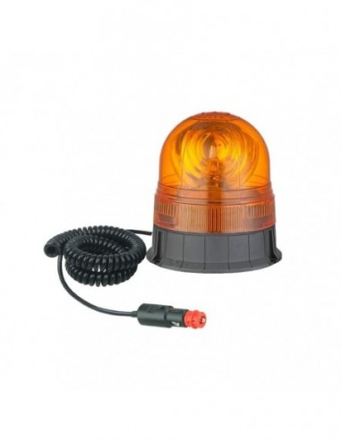 JBM 51960 ROTATING Warning WIRED MAGNETIZED H1 12 V-55 W