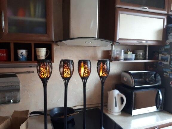 Lâmpadas solares Trajeto Holofotes Holofotes