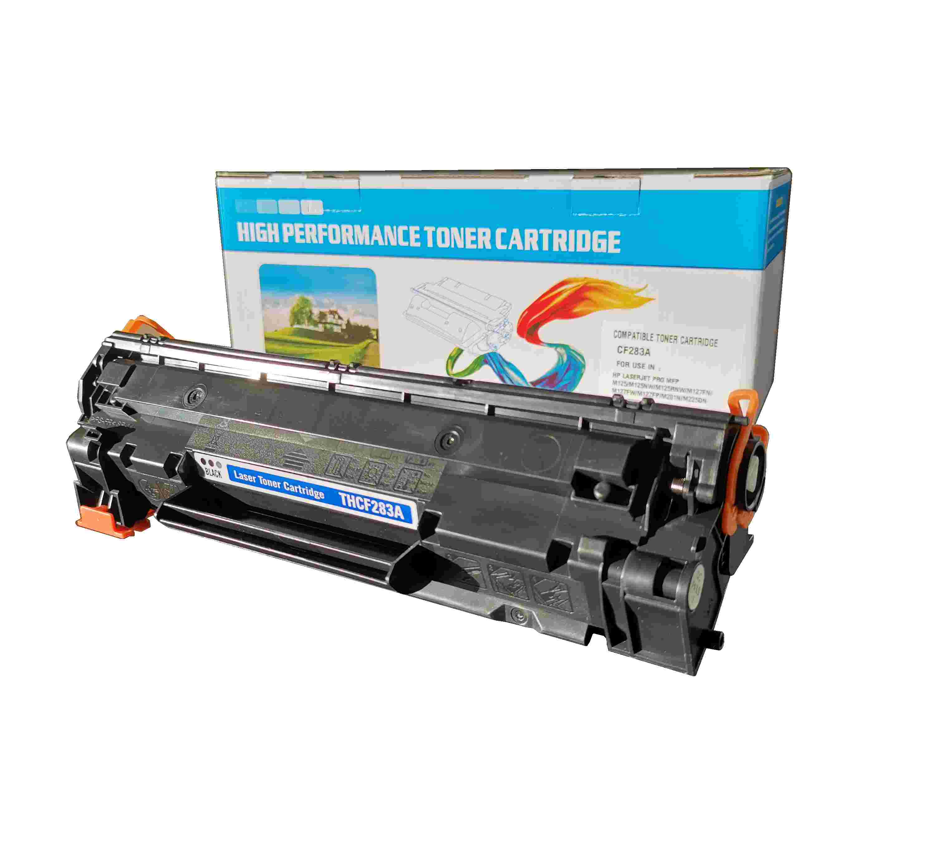 20 Pack CF283A 83A Toner Cartridge For HP LaserJet M125a M125rnw M127fw M127fn