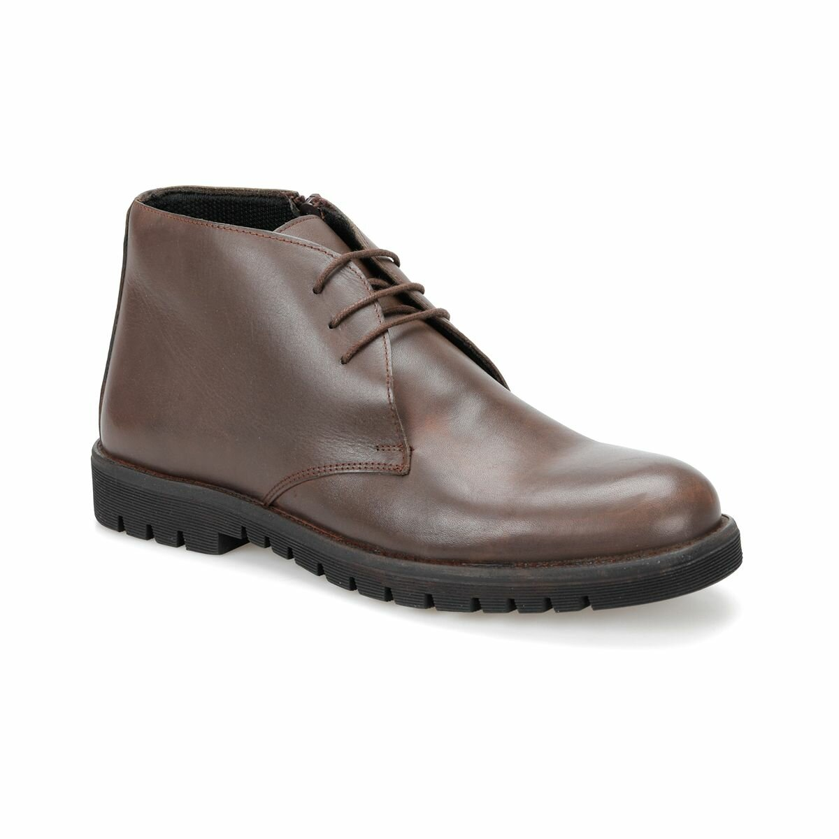 FLO 2425 Brown Men Boots Garamond