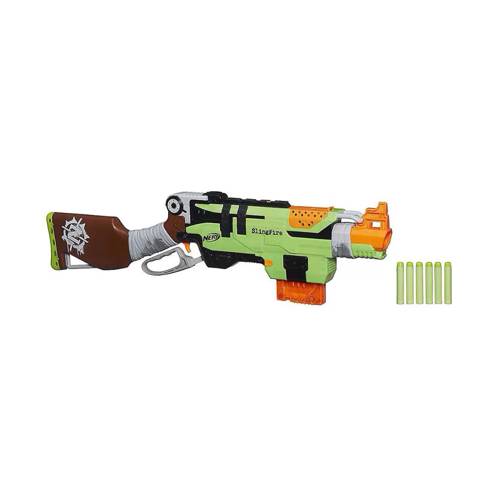 Toy Guns NERF 3550830 Children Kids Toy Gun Weapon Blasters Boys Shooting Games Outdoor Play MTpromo