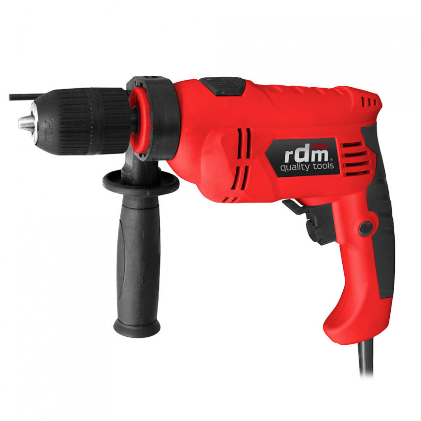 Hammer Drill 710W Reversionary RDM PRO Quality Tools