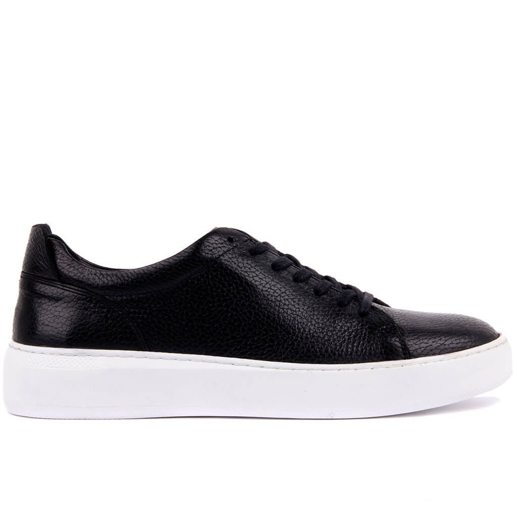 Sail-Lakers Genuine Leather Men Casual Shoes Spring Autumn Casual Flat Shoes Lace-up Low Top Male Sneakers Tenis Masculino Adulto Shoes